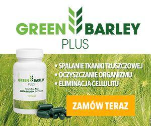Zielony Jęczmień - Polecany produkt